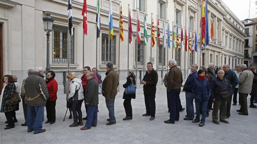El Senado abrirá este año sus puertas a los ciudadanos el 1 y 2 de diciembre
