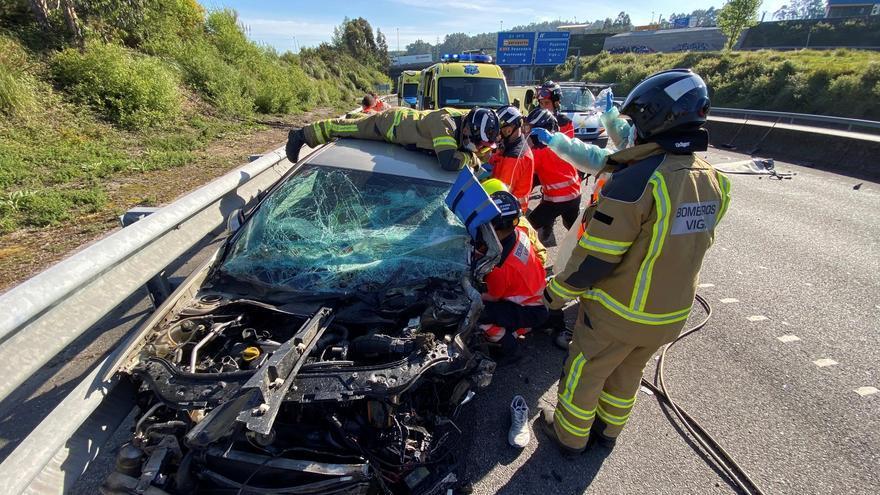 259 muertos de tráfico en los 4 primeros meses del año, once más que en 2020