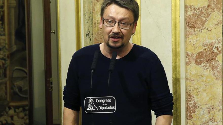 En Comú Podem rechaza un gobierno entre PSOE, C's y Podemos