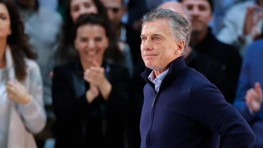 """Macri pide al electorado """"seguir transformando"""" la Argentina """"del futuro"""""""