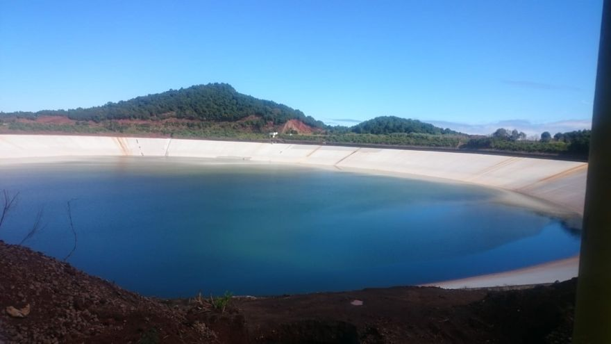 Laguna de Barlovento.