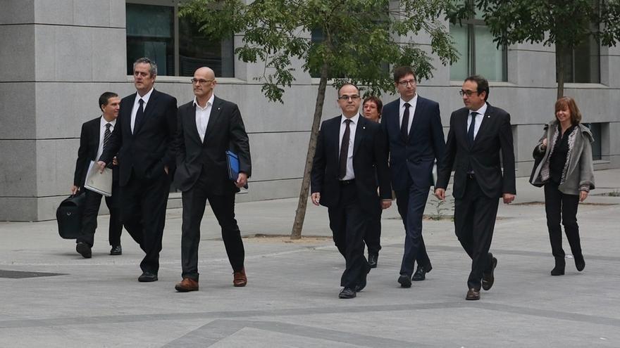 """Puigdemont defiende el clamor de libertad de los catalanes frente al """"clan furioso del 155"""""""
