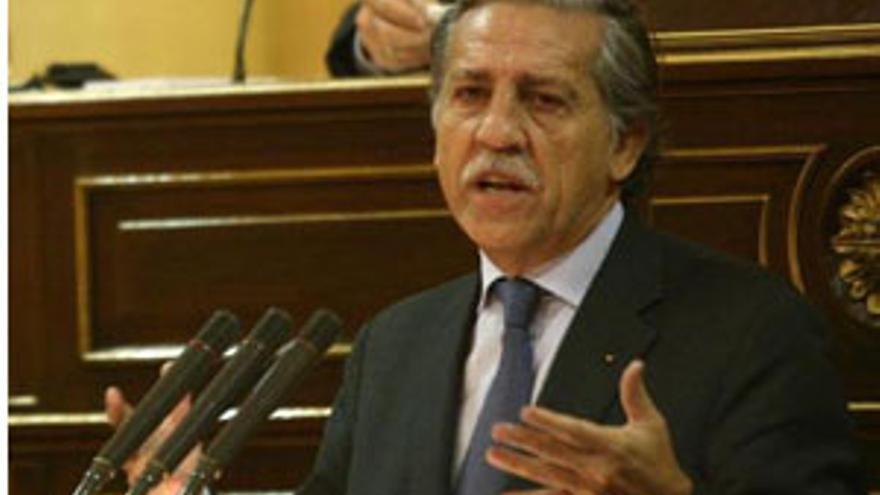 Diego López Garrido. (EP)