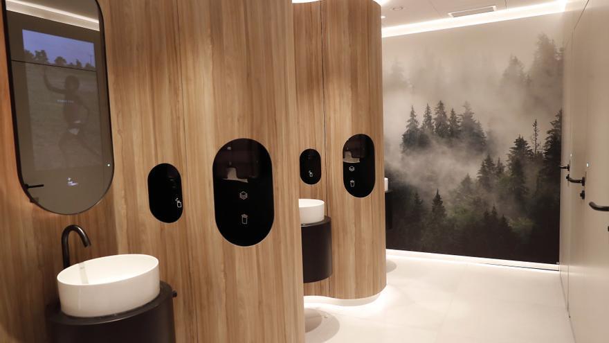 Atocha, primera estación de España en instalar ducha en sus aseos públicos