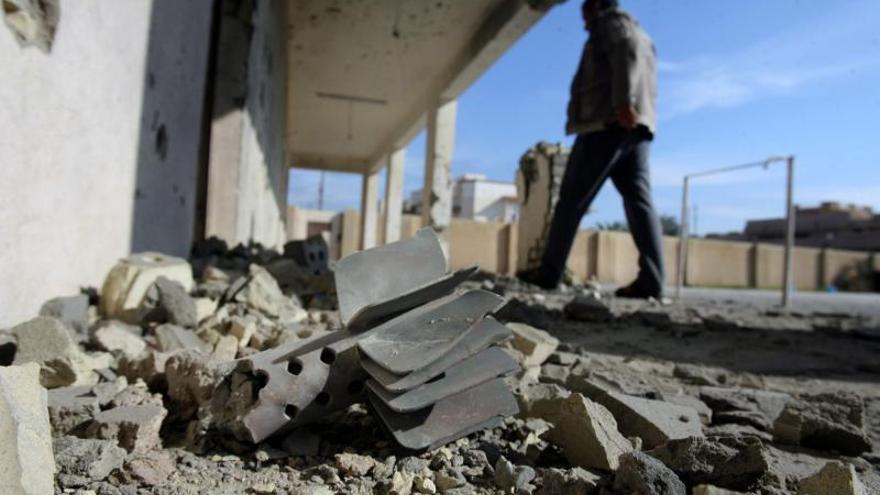 Asesinados 6 miembros de las fuerzas de seguridad iraquíes en varios ataques