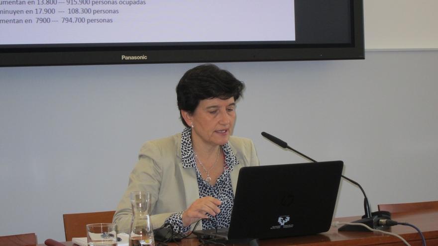 """UPV/EHU advierte de que el aumento en el empleo en Euskadi se produce con un """"repunte importante"""" de temporalidad"""