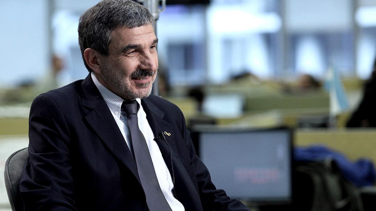 El ministro de Ciencia, Tecnología e Innovación, Roberto Salvarezza, optimista con el desarrollo nacional de las vacunas.