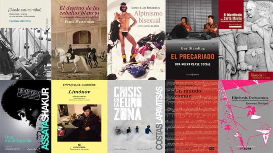Los mejores libros de no ficción del año