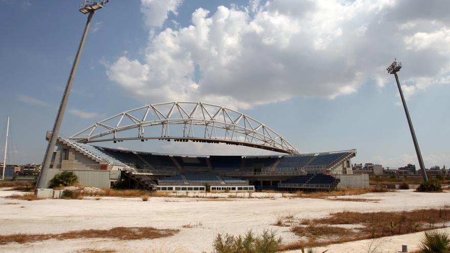 Estadio Olímpico de Atenas Fuente: AP/G3