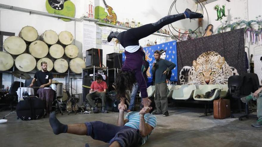 El Festival Internacional de Circo llenará de color las calles de Montevideo