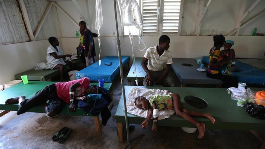 MSF registra 400 nuevos casos de cólera en el noreste de Sudán del Sur