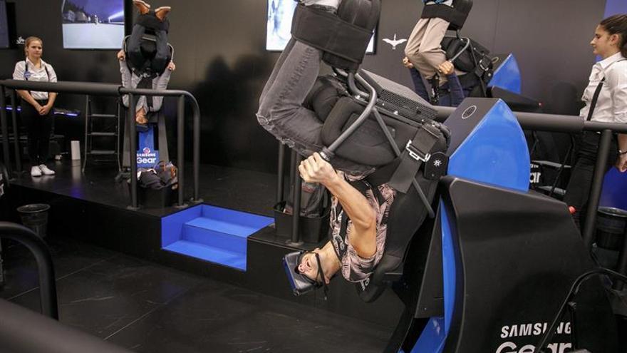 Abre la IFA, con novedades en móviles, televisores y asistentes robóticos