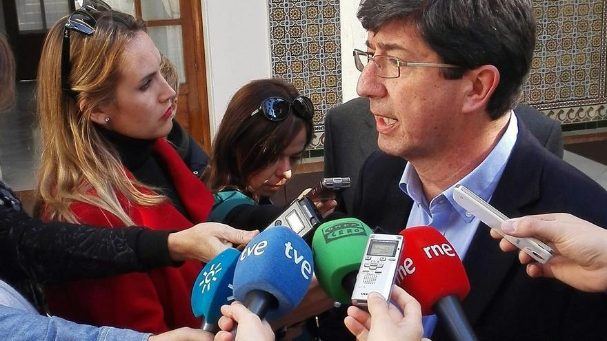 Ciudadanos culpa del error en la votación del Presupuesto al sistema de voto del Parlamento