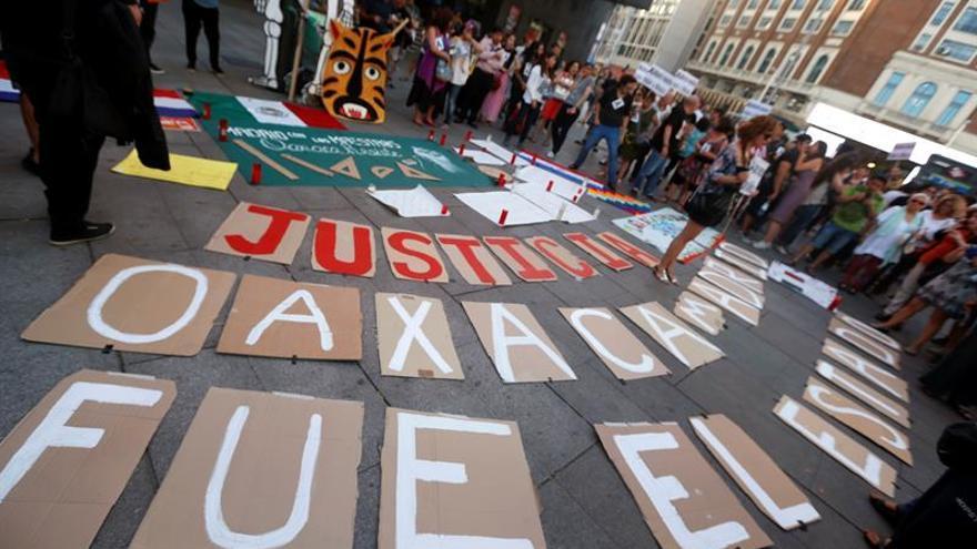 Podemos muestra a Peña Nieto su inquietud por los derechos humanos en México