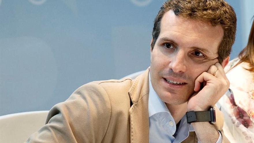 Casado: Sánchez es Zapatero bis y en solo unos días ha enfrentado a españoles