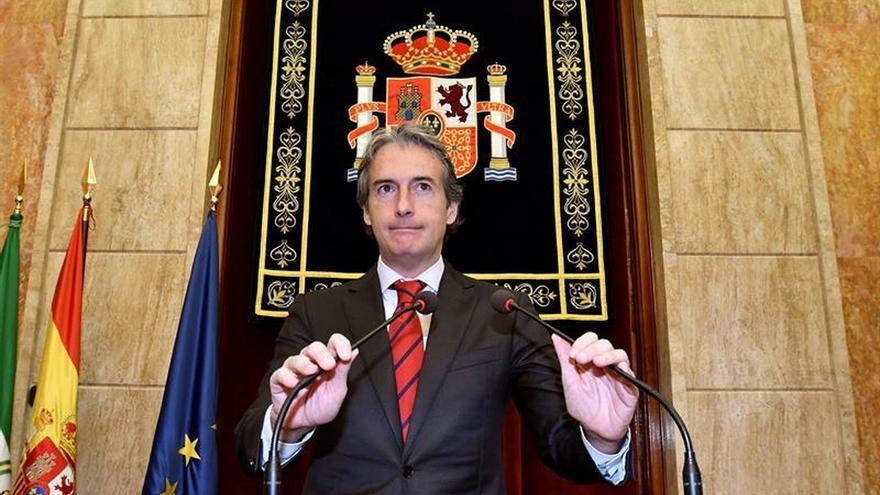Fomento licitará los tramos restantes del AVE Murcia-Almería en junio 2018