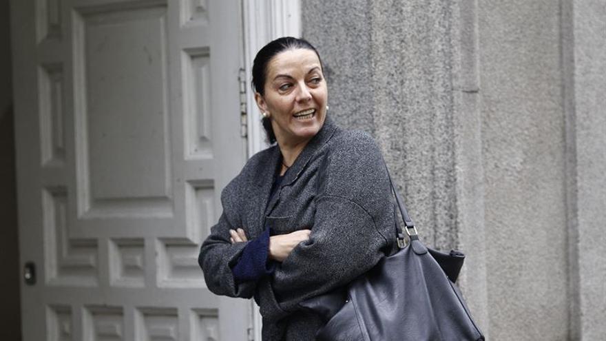 La senadora y alcaldesa del PP Juliana Fernández Cueva / EUROPA PRESS