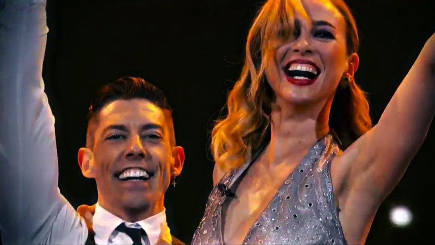 Marta Hazas y Adrián Lastra en 'Mira quién baila All Stars'