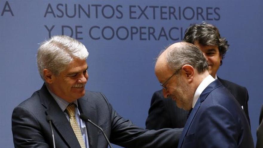 Dastis cree que España debe dar un paso adelante para estar en cabeza de la UE