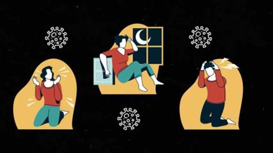 """La pandemia cronifica la precariedad de la atención psicológica: """"La salud mental siempre ha sido la última de la clase"""""""