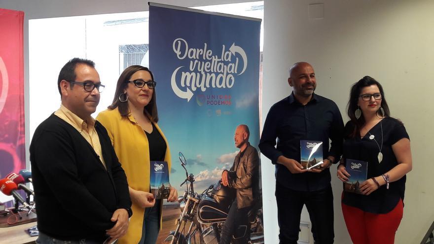 Presentación del programa electoral de Unidas Podemos en Castilla-La Mancha