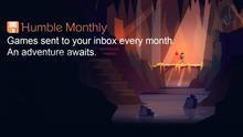 Humble Bundle anuncia su servicio de suscripción mensual