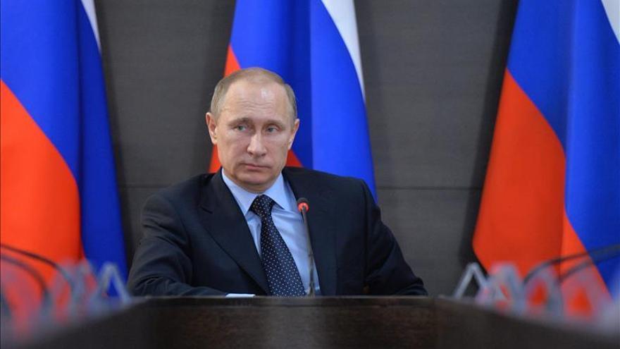 Rusia aumentará el área de sus exportaciones de armas, según Putin