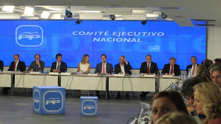 Rajoy hará balance el lunes ante el Comité Ejecutivo del PP de sus dos años de Gobierno