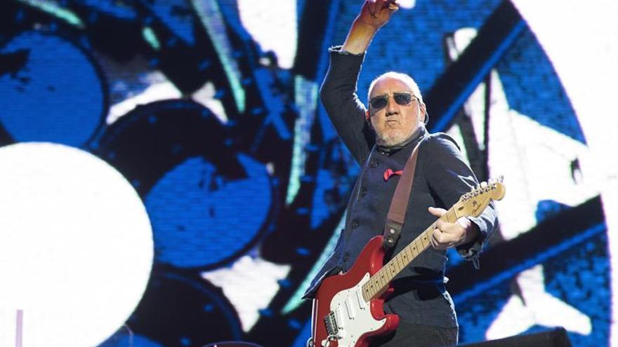 Por fin The Who en el Azken Rock de Vitoria