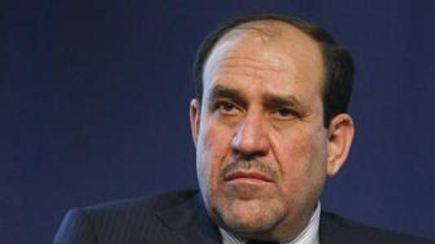 Al Maliki anuncia una nueva coalición que competirá con sus antiguos aliados chiíes en las elecciones de enero