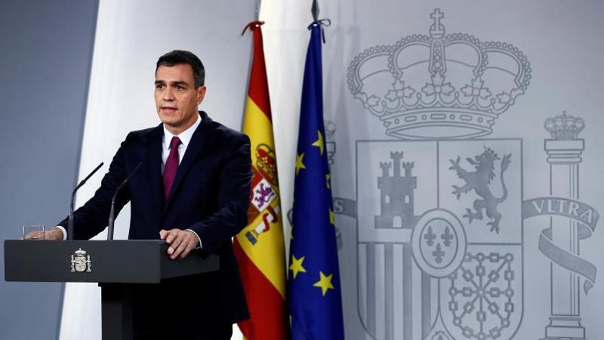 """Sánchez: Torra no puede ocultar """"su fracaso"""" con """"cortinas de humo y fuego"""""""