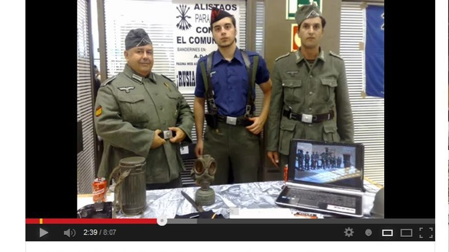 "Video ""No Solo Militaria"" 2012"