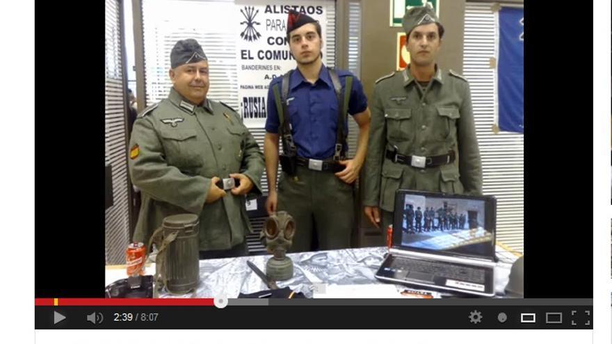 """Video """"No Solo Militaria"""" 2012"""