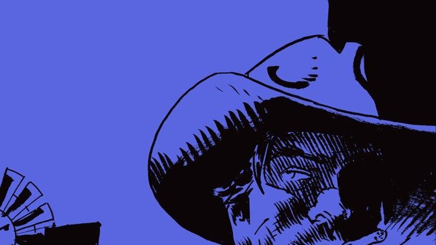 1280 almas. Edición actual, ilustrada por Jordi Benet.   Lbros del zorro rojo