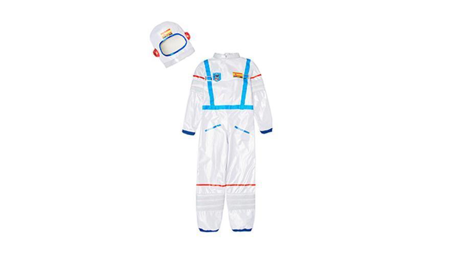 Disfraz de astronauta.