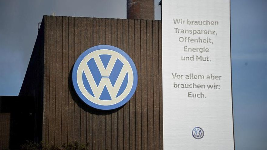 La marca Volkswagen reduce las ventas hasta abril un 2 por ciento