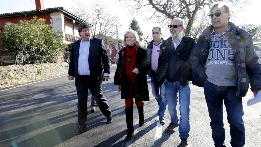 El Gobierno acometerá en 2017 las obras de saneamiento entre La Penilla y La Cueva