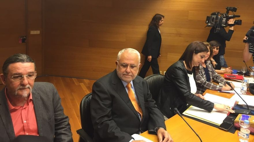 """Cotino pide perdón a familias de víctimas del metro """"por no haberlas atendido mejor"""" y dice que actuó en conciencia"""