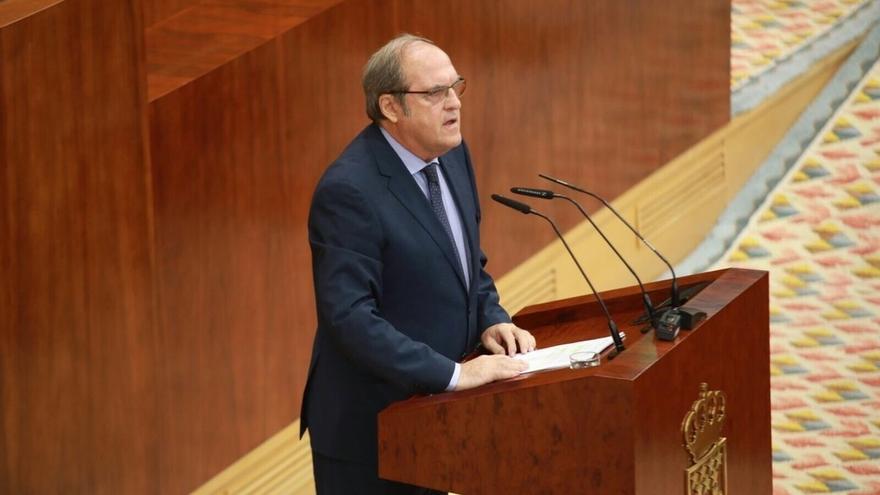"""Gabilondo cree que las personas que entran en el Gobierno muestran que se va a """"ratificar"""" la política de Cifuentes"""