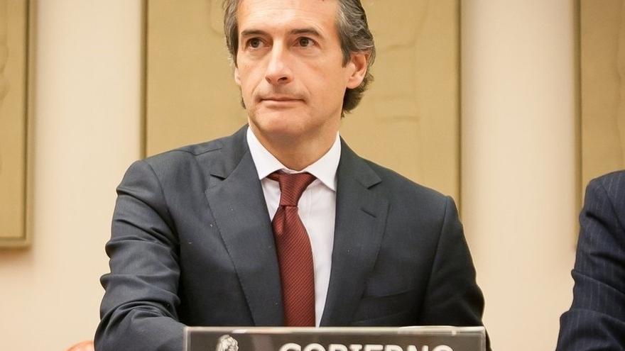 El ministro de Fomento se reúne este jueves con el presidente de Aragón