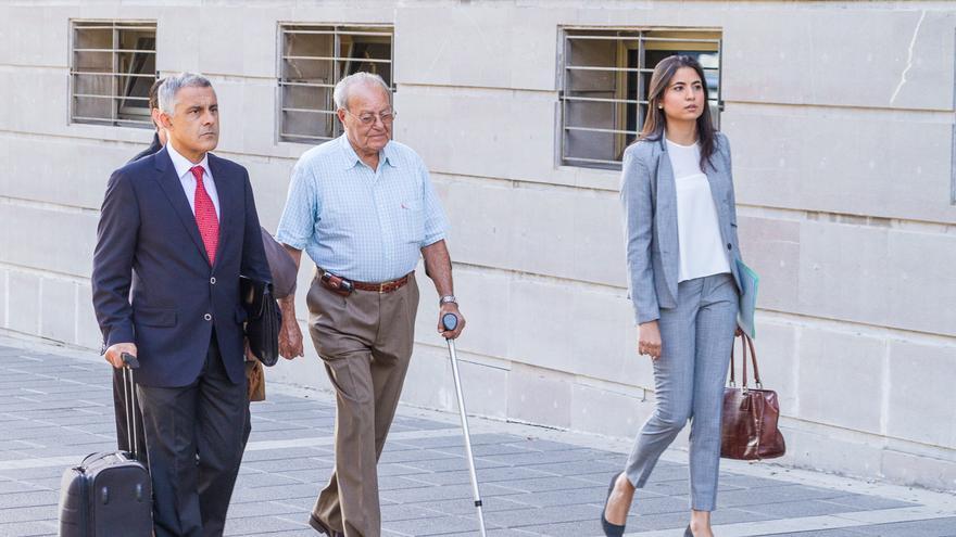 Ignacio González en el juicio de Las Teresitas (Aarón S. Ramos)