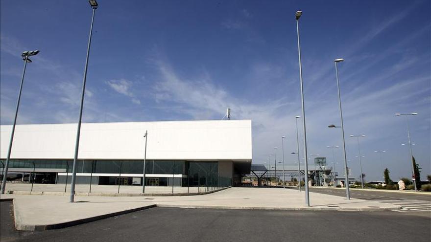 Finaliza sin ofertas el octavo plazo de venta del aeropuerto de Ciudad Real