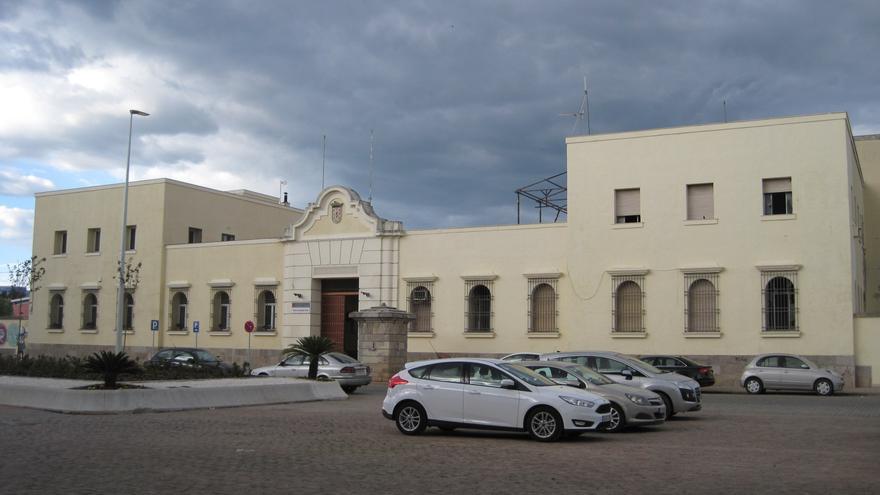 La antigua prisión provincial de Córdoba, reconvertida en centro cívico municipal.