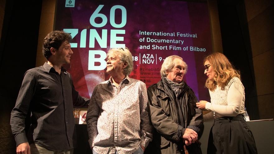 Festival Internacional de Cine Documental y Cortometraje de Bilbao rinde homenaje este sábado al cine vasco
