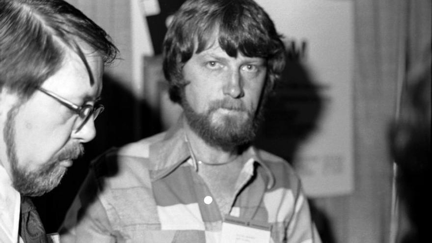 Gary Kildall, desarrollador del sistema operativo CP/M. Su sistema operativo era utilizado, prácticamente, por la totalidad de computadoras personales en 1980