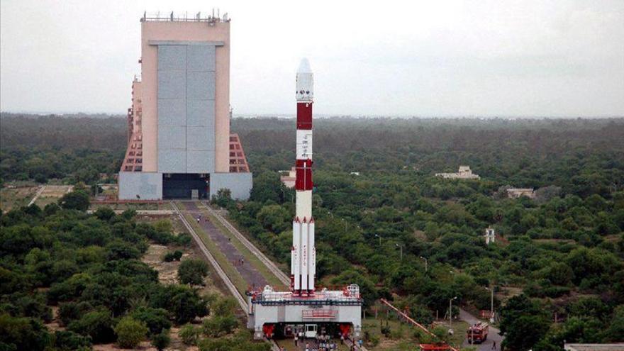 La India lanza hoy su primera misión al planeta Marte