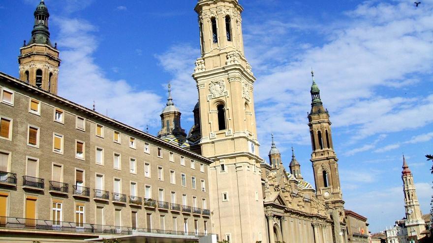 Basílica del Pilar.