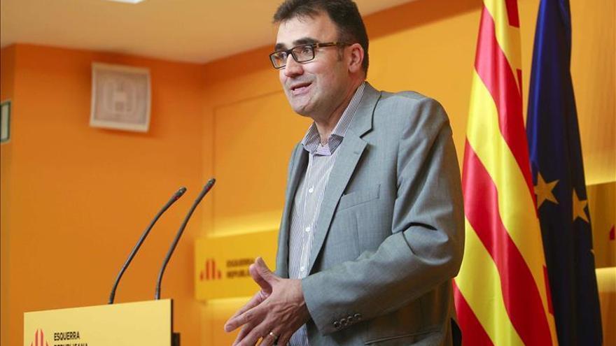 ERC intensifica su campaña del 9N como primera vuelta de unas próximas elecciones