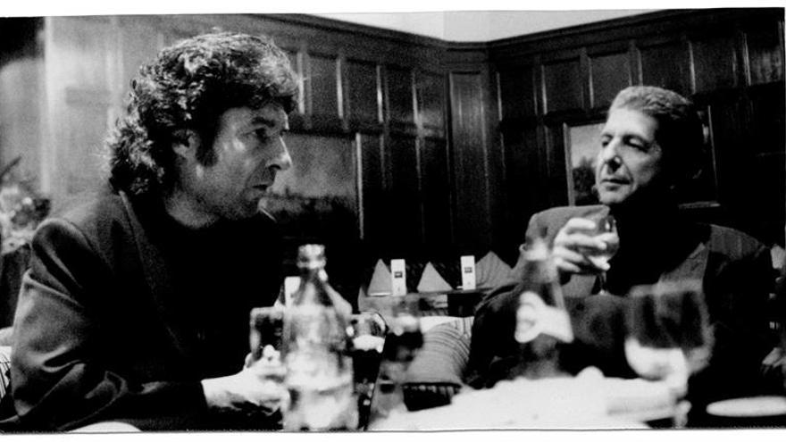 """Leonard Cohen y Enrique Morente, el flechazo lorquiano del que nació """"Omega"""""""