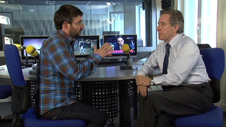 Así analizó Jordi Évole la crisis de las televisiones públicas en 'Salvados'